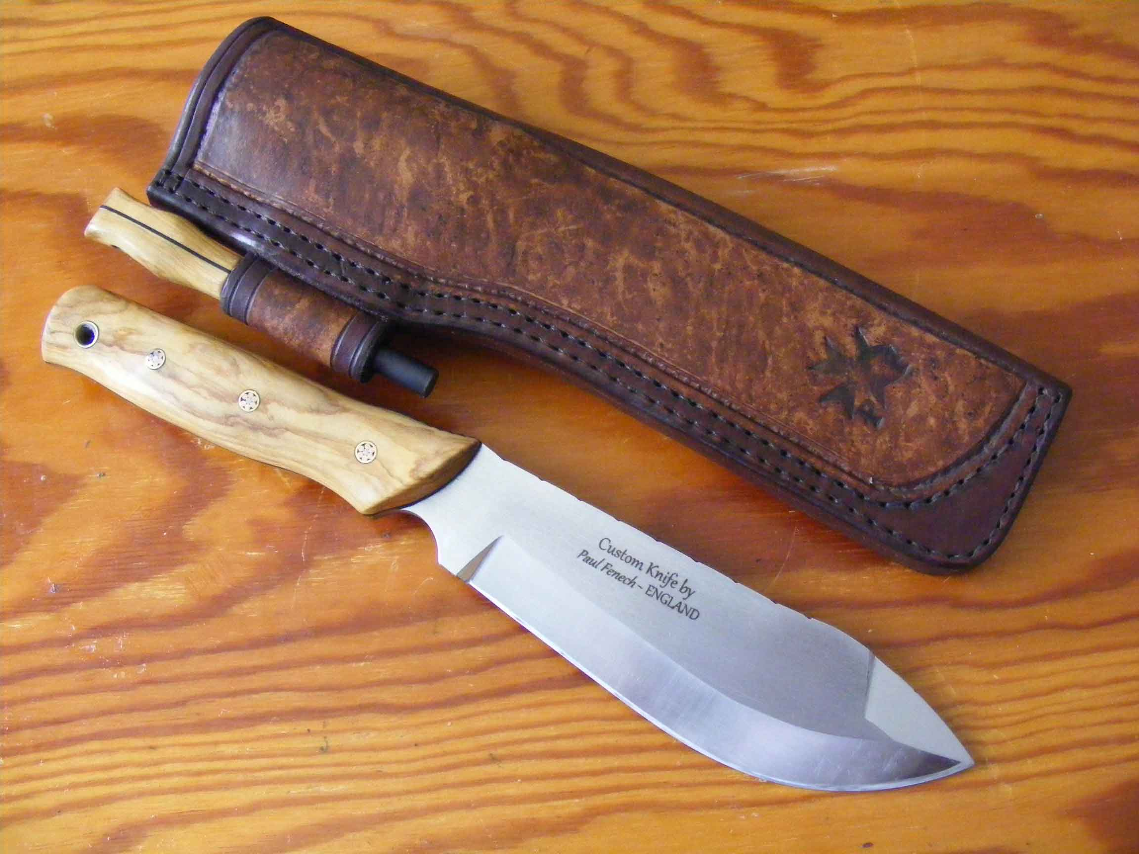 survival and bushcraft style knives the wilkinson sword csk185