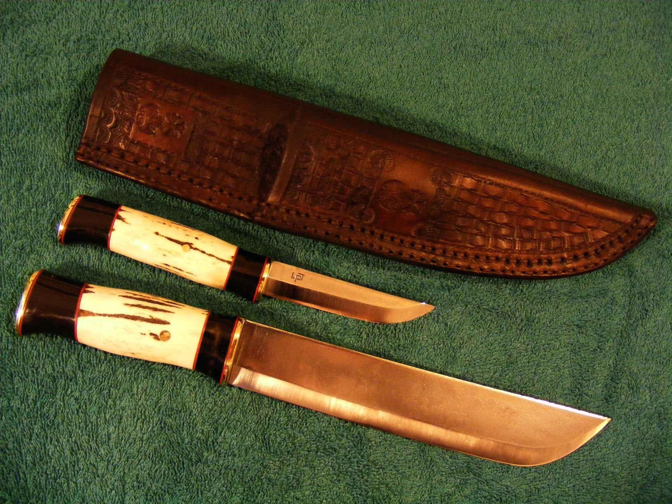 Frenchy 39 S Custom Knives And Sticks Knife Sets