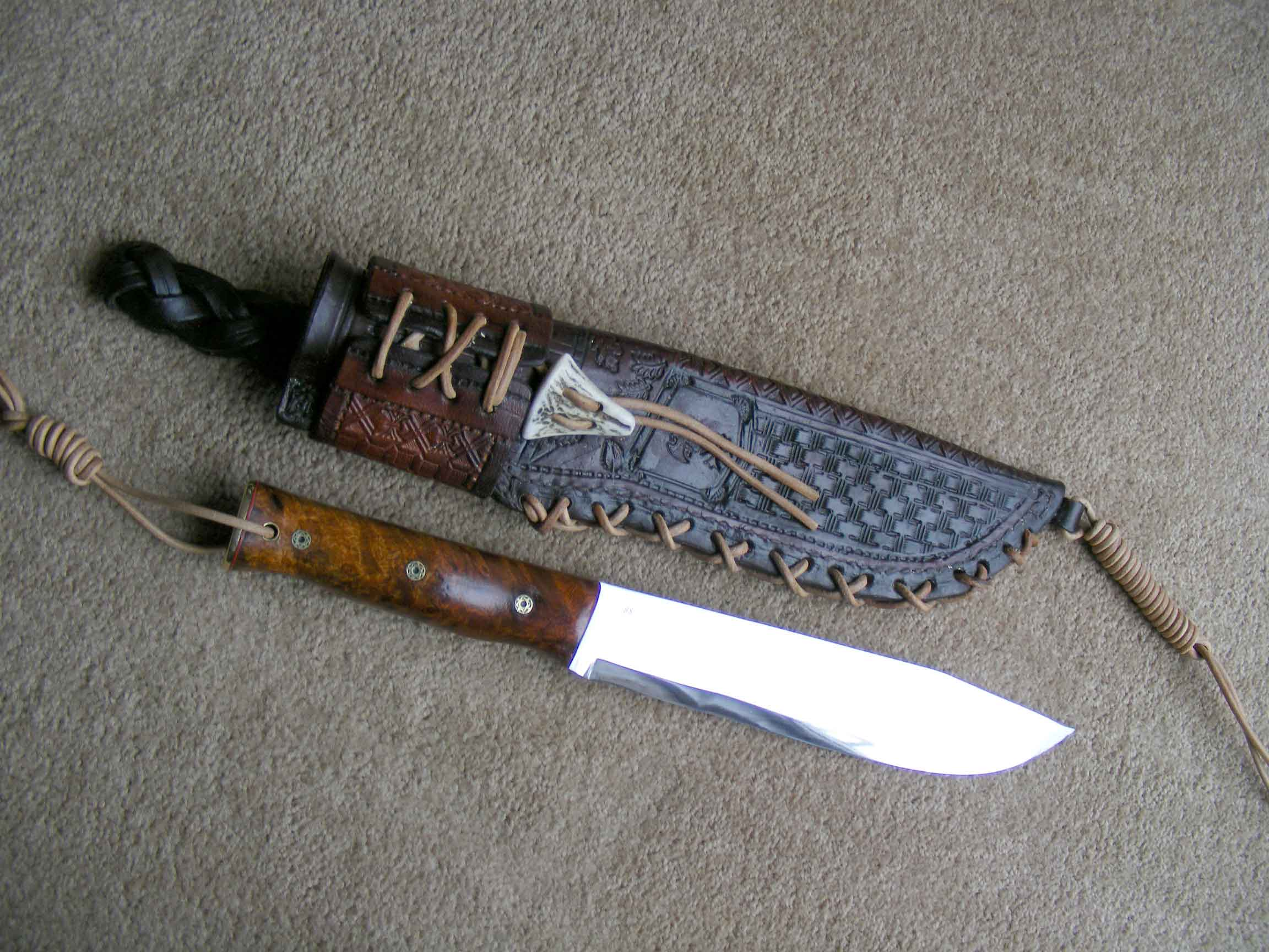 Frenchy S Custom Knives And Sticks Large Knives