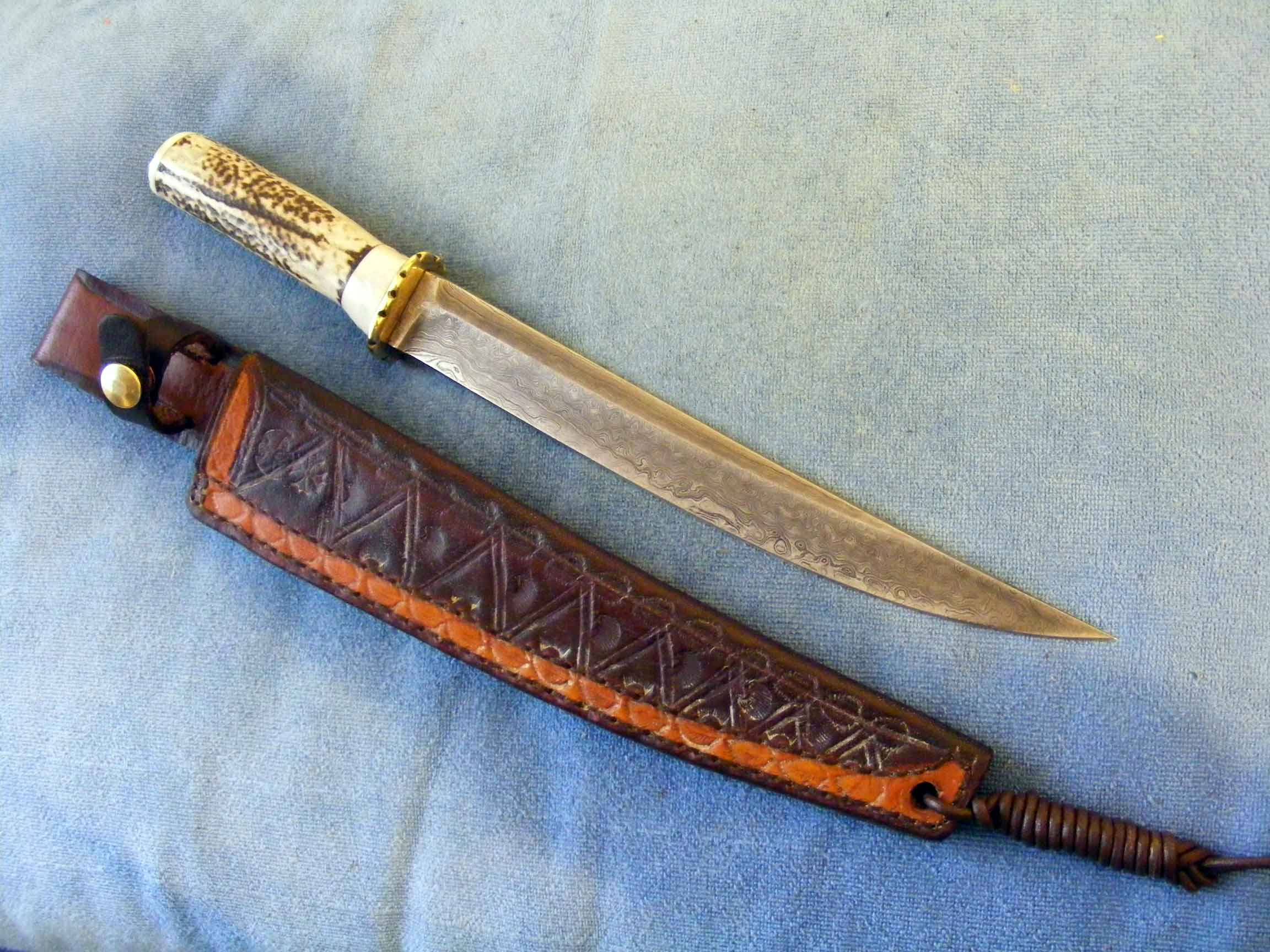 Frenchys Custom Knives And Sticks Large Knives