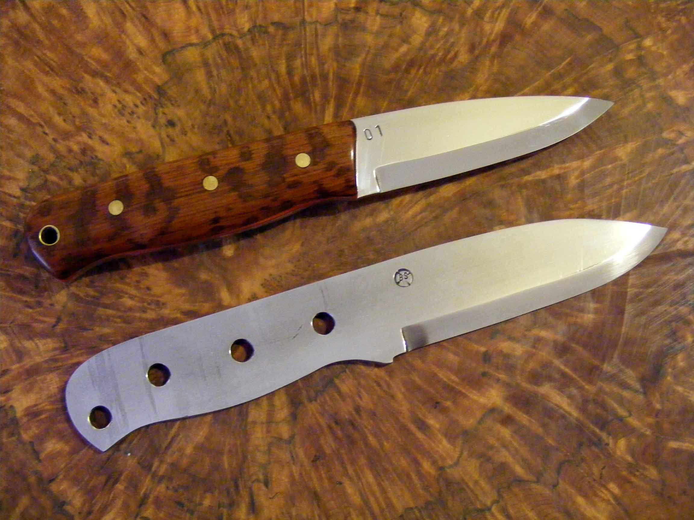 Frenchy S Custom Knives And Sticks Bushcraft Style